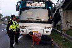 Sopir Bus Disuruh