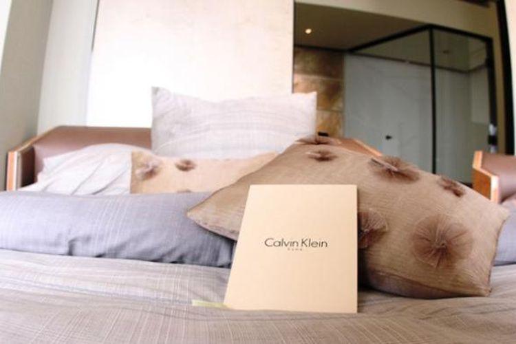 Koleksi Calvin Klein Home yang menawarkan garis desain berkualitas dalam sentuhan modern, romantis, elegan dan sensual.