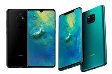 Bocoran Terbaru Huawei Mate 30, Masih Ada