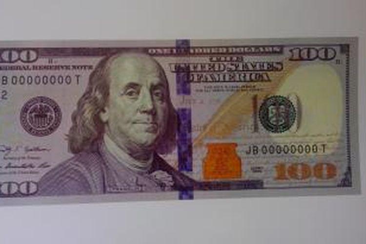 Banyak Dollar As Palsu Beredar Di Indonesia