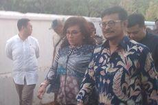 Penuhi Nazar, Menteri Pertanian Syahrul Yasin Limpo Ziarah ke Makam Orangtua