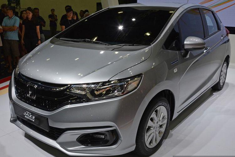 Honda Jazz Hybrid Facelift di Malaysia