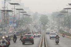 Kabut Asap Kembali Selimuti Bandara Banjarmasin, 6 Penerbangan Tertunda