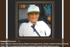 Legenda PSMS Medan Tumpak Uli Sihite Tutup Usia