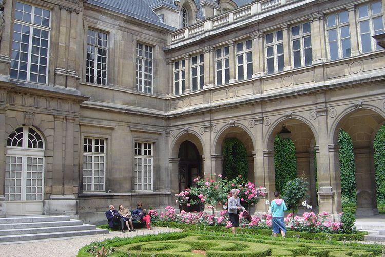 Musee Carnavalet, Perancis
