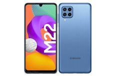 Samsung Diam-diam Luncurkan Galaxy M22