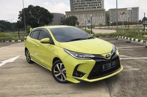 Konsumsi BBM Yaris Facelift, Seberapa Irit Dibawa Keliling Kota?