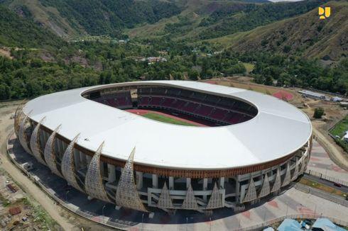 Ini Biaya Pembangunan Sembilan Arena PON Papua