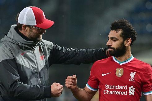 Kata Klopp soal Kans Mo Salah Jadi Starter Saat Man United Vs Liverpool