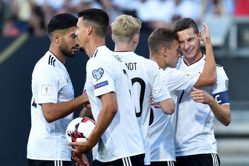 Hasil Kualifikasi Piala Dunia, Keberagaman dan Pesta Gol Jerman