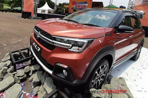 Simak Klaim Konsumsi Bahan Bakar SUV Murah Suzuki XL7