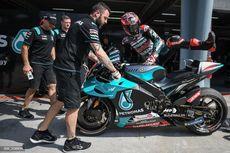 Hasil Tes MotoGP Sepang Hari 2, Quartararo Masih Perkasa, Marquez Kecelakaan