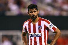 Diego Costa Ungkap Scolari Ingkar Janji dan Nilai Amarah Brasil Salah Sasaran