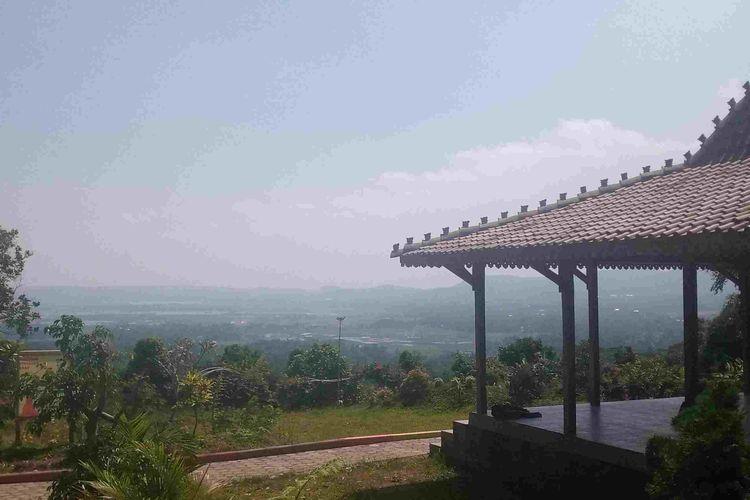 Agrowisata Kuncen Polobogo menawarkan keindahan alam di lereng Gunung Merbabu