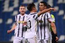 Hasil Sassuolo Vs Juventus: Ronaldo-Dybala Bikin Rekor, Bianconeri Menang