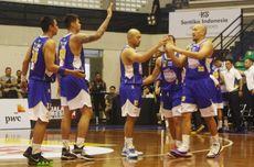 Piala Presiden Bola Basket 2019, Arki Wisnu Menggila, SMP Menang