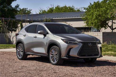 Lexus Umumkan Kehadiran NX Series Generasi Terbaru