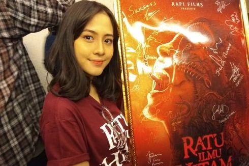 Alasan Adhisty Zara Mau Main Ratu Ilmu Hitam, Film Horor Pertamanya