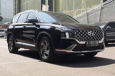 Impresi Singkat Sensasi Mesin Hyundai Santa Fe Terbaru