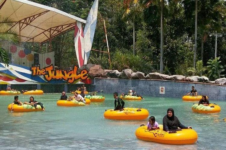 Ilustrasi The Jungle Waterpark Bogor