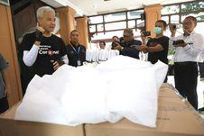 RS Dr Moewardi Surakarta Mampu Produksi APD Sendiri