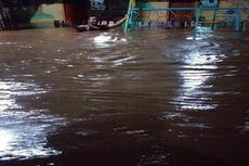 Banjir Setinggi 1 Meter Terjang Kota Bima, 8 Kelurahan Terendam