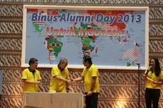 Kumpul Alumni, Menapak Tilas 32 Tahun Binus