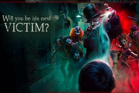 Halloween, Siap-siap Bertemu Hantu Paling Menakutkan di Asia Tenggara