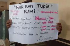 Puluhan Satpol PP yang Ngamuk di Kantor BKD Banjarmasin Bubar Setelah Dijanjikan Pembayaran Tukin