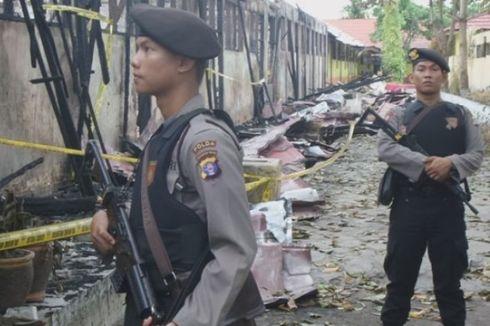 Pembakar 8 Sekolah Dijanjikan Rp 500.000 dan Sebuah Ponsel