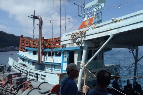 Perairan Kepri Rawan Pencurian Ikan oleh Kapal Asing