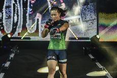 ONE Championship - Ambisi Priscilla Hertati Tampil di Atomweight Grand Prix