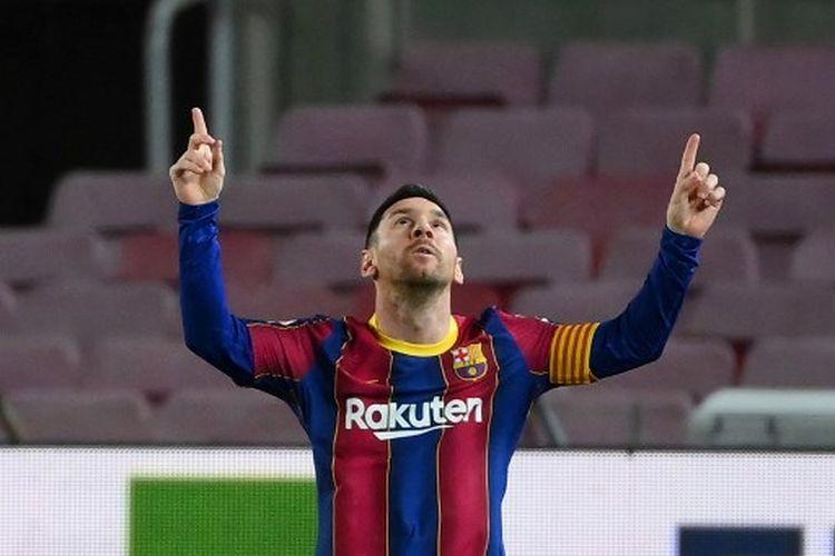 Ronald Koeman Ingin Lionel Messi Bertahan di Barcelona, tetapi...