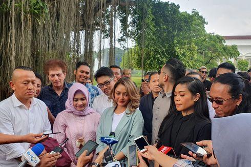 Ada Pelantikan Jokowi-Ma'ruf, Konser Musik untuk Republik Jalan Terus...