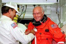 Astronot AS Pertama yang Mengorbit Bumi, Meninggal Dunia