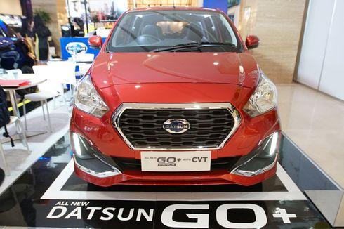 Diam-diam Datsun Rilis GO+ Panca CVT