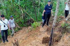 Fakta Baru, 2 Lubang Tambang Sedalam 2 Meter Ditemukan di Hutan Sakral Baduy