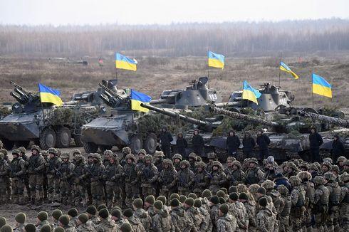 Ukraina Siagakan Pasukan Cadangan untuk Bersiap Hadapi Invasi Rusia