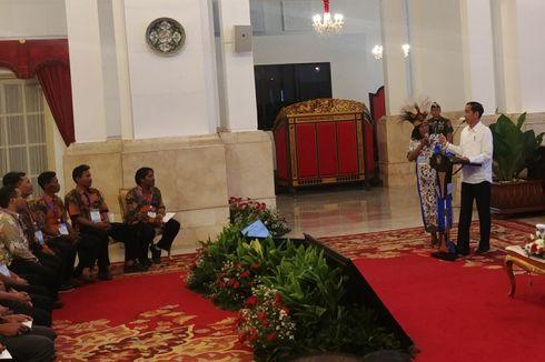 Di Depan Nelayan, Jokowi Pastikan Menteri Susi Tak Punya Kepentingan Politik