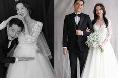 Jinu Jinusean Menikah Lagi di Usia 49 Tahun dan Segera Jadi Ayah