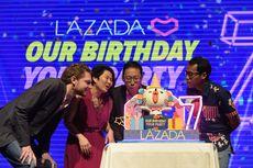 Deretan Penawaran Menarik selama Ulang Tahun Ke-7 Lazada