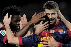 Ada Neymar, Pique Tak Setuju Messi Dijual