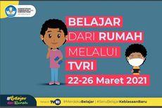 Jadwal TVRI Belajar dari Rumah, Rabu 24 Maret 2021