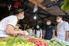 Hari Pertama Puasa, Mendag dan Ridwan Kamil Tinjau Harga Kebutuhan Pokok di Pasar Bandung