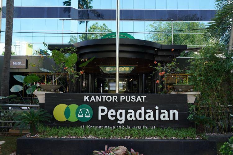 Kantor pusat PT Pegadaian (Persero)