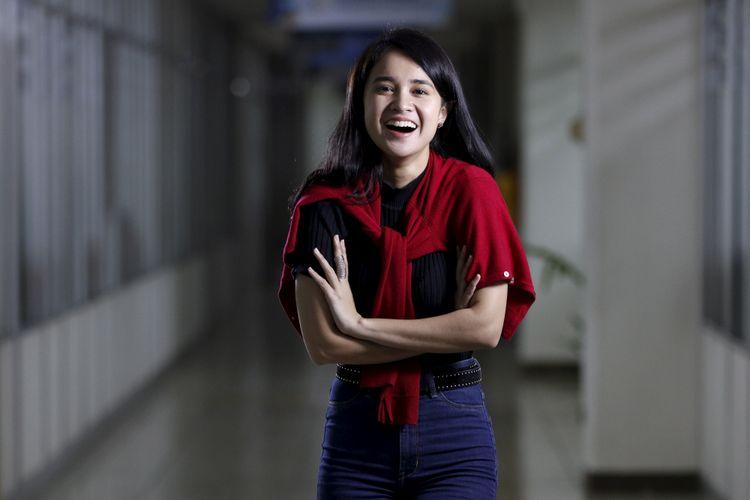 Michelle Ziudith Jatuh Hati Pada Jefri Nichol