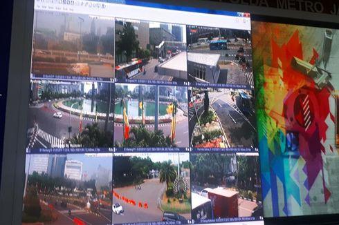 Kamera ETLE di Jalan Tol Dilengkapi Fitur Terbaru