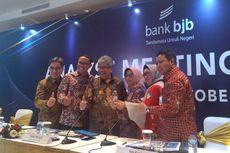 Laba Bank BJB Susut di Kuartal III-2019