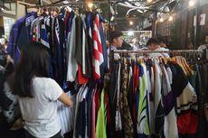 Fenomena Thrifting Sedang Digandrungi, Apa Pemicunya?