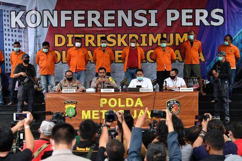 Polisi Masih Buru 8 Anak Buah John Kei, Diduga Telah Keluar Jakarta